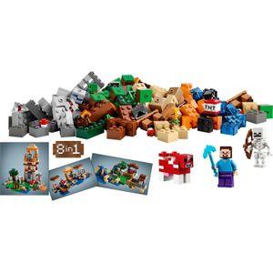 [Minecraft: Lego: Crafting Box (Product Image)]