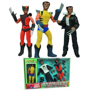 [Marvel: Retro Action Figure Set: Wolverine (Product Image)]