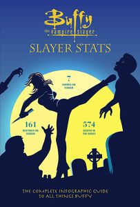[Buffy The Vampire Slayer: Slayer Stats (Hardcover) (Product Image)]
