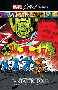 [Fantastic Four: Behold Galactus: Marvel Select (Hardcover) (Product Image)]