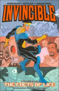[Invincible: Volume 5: Facts Of Life (Product Image)]
