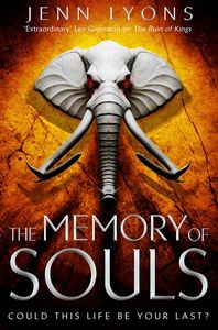 [A Chorus Of Dragons: Book 3: The Memory Of Souls (Product Image)]