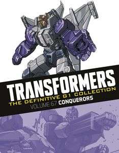 [Transformers: Definitive G1 Collection: Volume 68: Conquerors (Product Image)]