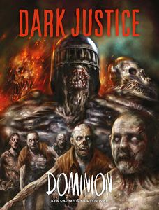 [Dark Justice: Dominion (Hardcover) (Product Image)]