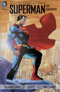 [Superman: For Tomorrow (Product Image)]