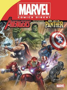 [Marvel Comics Digest #5 (Avengers With Black Panther) (Product Image)]