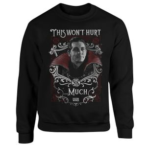 [Doctor Who: Anniversary Collection: Sweatshirt: The Master (Eric Roberts) (Product Image)]