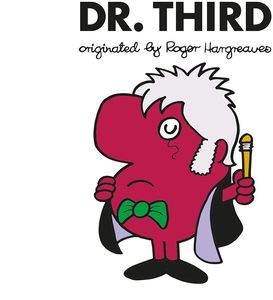 [Doctor Who: Mr. Men: Dr. Third (Product Image)]