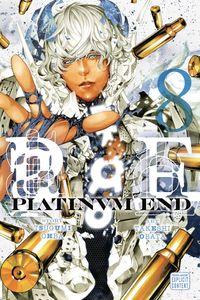 [Platinum End: Volume 8 (Product Image)]