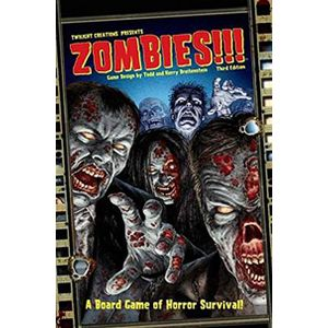 [Zombies!!!: Main Game (3rd Edition) (Product Image)]