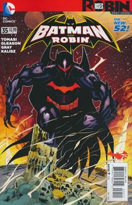 [Batman & Robin #35 (Robin Rises) (Product Image)]