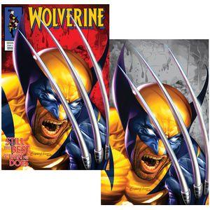 [Wolverine #1 (DX Greg Horn Variant Set) (Product Image)]