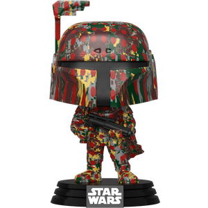 [Star Wars: Futura Pop! Vinyl Bobblehead With Case: Boba Fett (Product Image)]