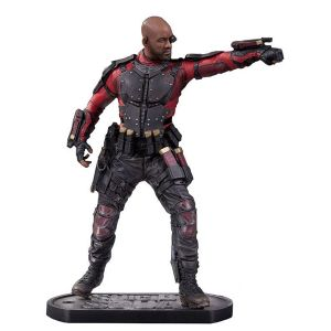 [Suicide Squad: Statue: Deadshot (Product Image)]