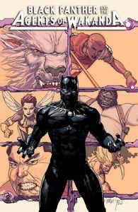[Black Panther & Agents Of Wakanda #1 (Yu Variant) (Product Image)]