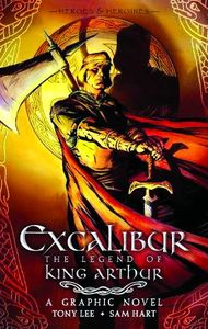 [Excalibur (Hardcover - Candlewick Edition) (Product Image)]