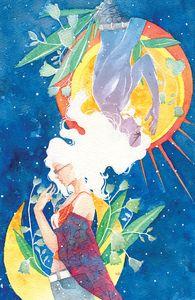 [Luna #4 (Cover B Kristantina) (Product Image)]