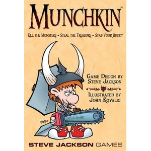 [Munchkin: Original Card Game (Product Image)]