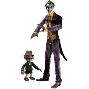 [Batman: Arkham Asylum: Wave 1 Action Figures: Joker & Scarface (Product Image)]