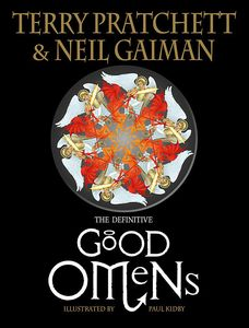 [The Illustrated Good Omens (Hardcover) (Product Image)]