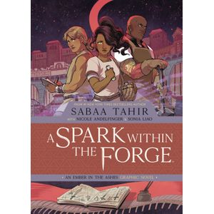 [Spark Within Forge Ember In The Ashes: Origin: Volume 2 (Hardcover) (Product Image)]