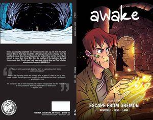 [Awake: Volume 2: Escape From Gremon (Product Image)]