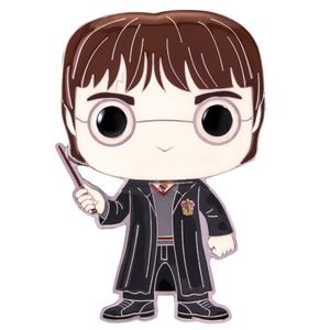 [Harry Potter: Loungefly Large Enamel Pop! Pin: Harry Potter (Product Image)]