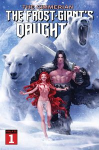[Cimmerian: Frost Giants Daughter #1 (Cover B Yoon) (Product Image)]