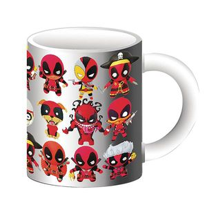 [Deadpool: Mug: 3D Foam Collage (Product Image)]