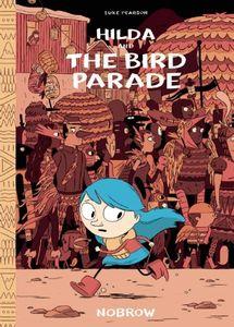 [Hilda & The Bird Parade (Hardcover) (Product Image)]