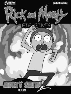 [Rick & Morty: Figurine Collection #2 (Product Image)]