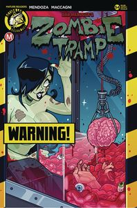 [Zombie Tramp: Ongoing #54 (Cover D - Stanley Risque) (Product Image)]