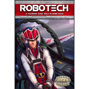 [Robotech: A Macross Saga RPG (Revised Savage Worlds) (Product Image)]