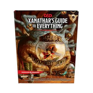 [Dungeons & Dragons: Xanathar's Guide To Everything (Product Image)]