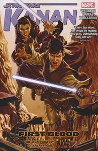 [Star Wars: Kanan: Volume 2: First Blood (Product Image)]