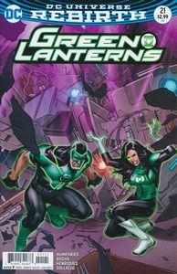 [Green Lanterns #21 (Variant Edition) (Product Image)]
