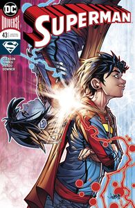 [Superman #43 (Variant Edition) (Product Image)]