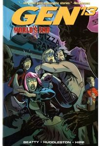 [Gen 13: Worlds End (Titan Edition) (Product Image)]