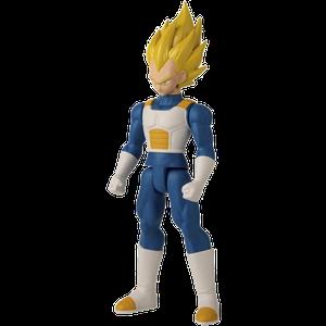 [Dragon Ball: Limit Breaker Action Figure: Super Saiyan Vegeta (Product Image)]