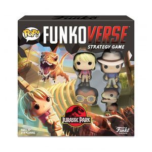 [Funkoverse: Jurassic Park: Strategy Game: Base Set (Product Image)]