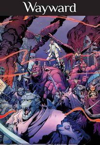 [Wayward #28 (Cover A Cummings & Bonvillain) (Product Image)]