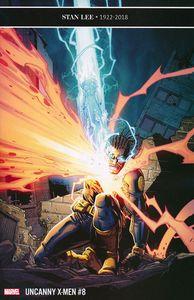 [Uncanny X-Men #8 (Product Image)]
