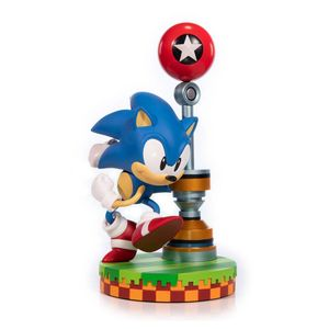 [Sonic The Hedgehog: PVC Statue: Sonic (Product Image)]