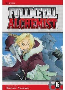 [Fullmetal Alchemist: Volume 16 (Product Image)]