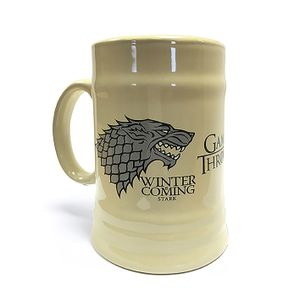 [Game Of Thrones: Stein Mug: Stark (Product Image)]