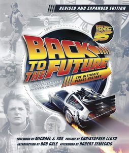 [Back To The Future: The Ultimate Visual History (Updated Edition Hardcover) (Product Image)]