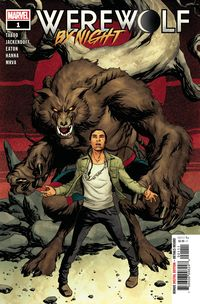 [The cover for Werewolf By Night #1]