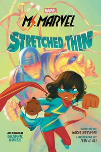[Ms Marvel: Stretched Thing (Product Image)]