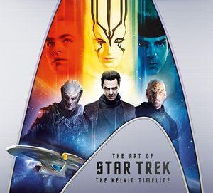 [The Art Of Star Trek: The Kelvin Timeline (Hardcover) (Product Image)]