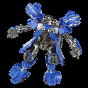[Transformers: Generations: Studio Series Action Figure: Revenge Of The Fallen: Deluxe Jolt (Product Image)]